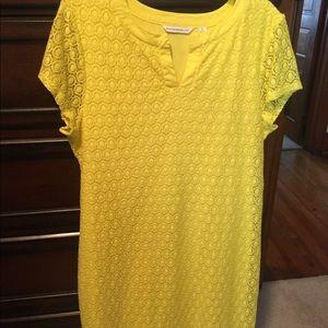 NWOT Isaac Mizrahi dress